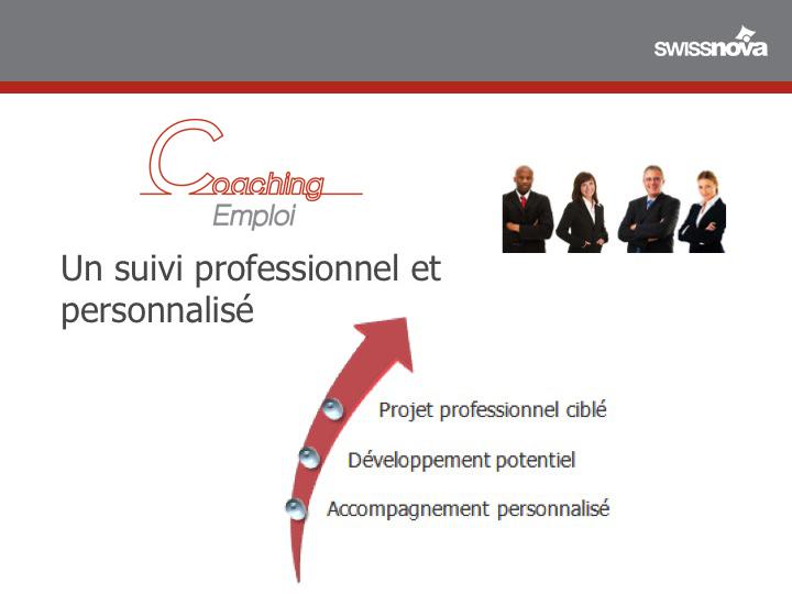 Coaching Emploi - Un suivi professionnel et personnalisé